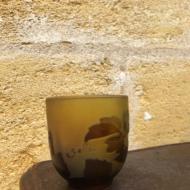 Jolie petit vase de Gallé