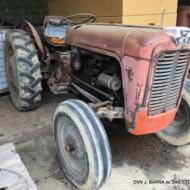 Tracteur MASSEY FERGUSSON SNM35 GO 9 CV  (01/01/1961)