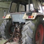 Tracteur CASE - type 134 BHB - Hydra_Shift GO - 14 CV - Etat moyen