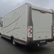 Camping Car Notin excel Florida mercedes 519 CDI (24/07/2014) - 2200 km d'origine - Equipé pour handicap lourd - Etat parfait - Puissance 10 - Carte grise 4 places