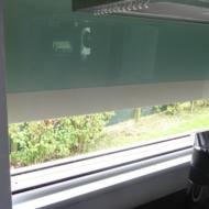 fenêtre et store électrique