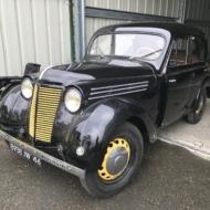 Renault Juvaquatre (01/01/1940) - En très bon état