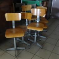 Chaises d'usine (Vendues à l'unité)